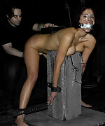 Slut bound tight and severely punished