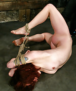 Stripped, roped, suspended and vibed